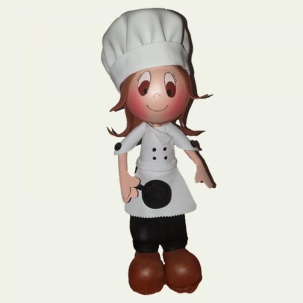 Cozinheira - Pipawork - Feito com Alma